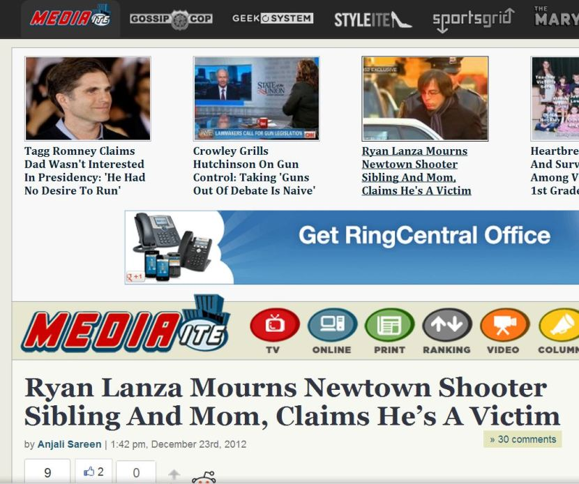 The post was live hours after the New York Post updated its story with the spokesman's claim of a hoax.